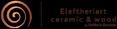 Eleftheriart - Ceramic & Wood - Eleftheria Darentza